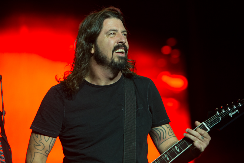 foo fighters debut three new songs at secret solstice festival video setlist consequence of. Black Bedroom Furniture Sets. Home Design Ideas