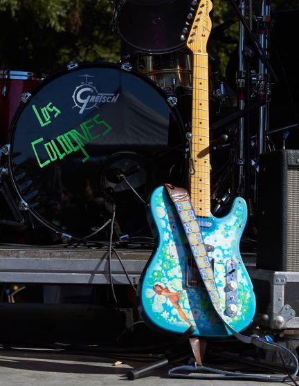 Los Colognes // Photo by Randy Cremean