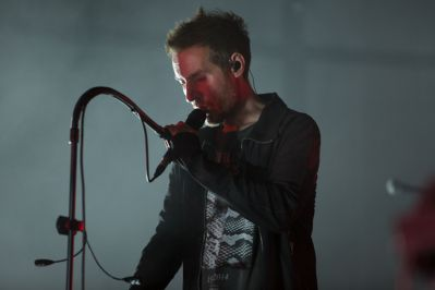 Massive Attack // Photo by Philip Cosores
