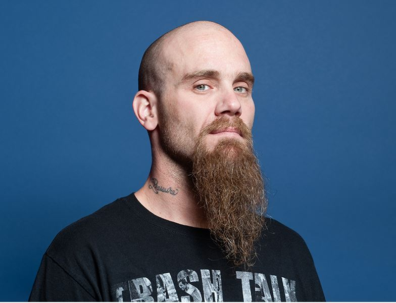Nick Oliveri Queens of the Stone Age