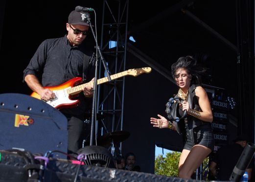 Phantogram // Photo by Randy Cremean