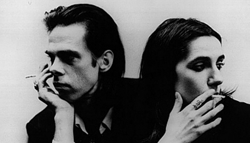 PJ Harvey Nick Cave