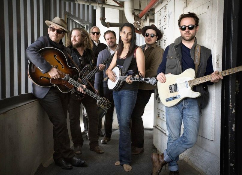 The New Basement Tapes - Bob Dylan, Mumford and Sons, Elvis Costello, Jim James