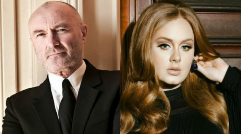Adele Phil Collins