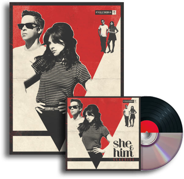 she and him classics She & Him set release date for Classics album, share Dusty Springfield cover