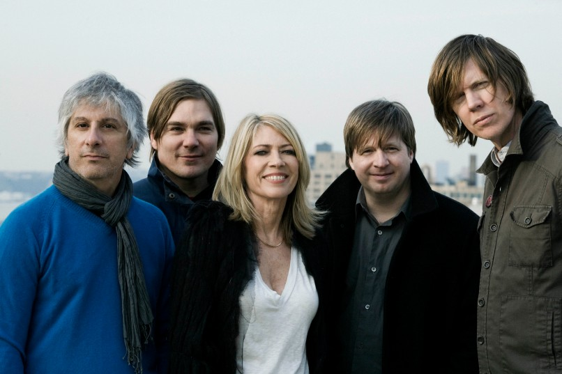 sonic youth Sonic Youths Thurston Moore: Moving on from the Chaos