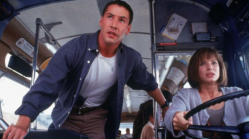 speed keanu reeves The 100 Greatest Summer Blockbuster Movies of All Time