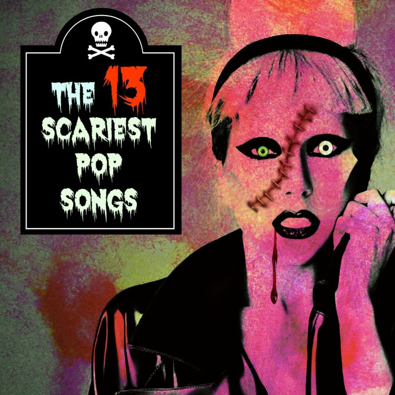 The 13 Scariest Pop Songs | Consequence of Sound