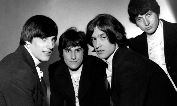 the Kinks in 1964, the year You Really Got Me was released