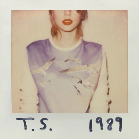 tswift1989 Top 50 Songs of 2014