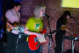 Alvvays // Photo by Philip Cosores