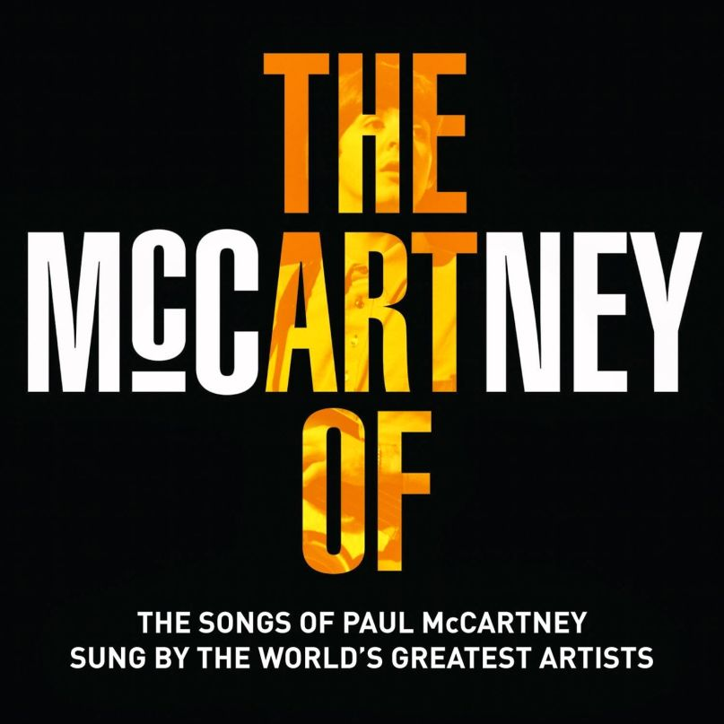 The Art of McCartney - Billy Joel - Maybe I'm Amazed
