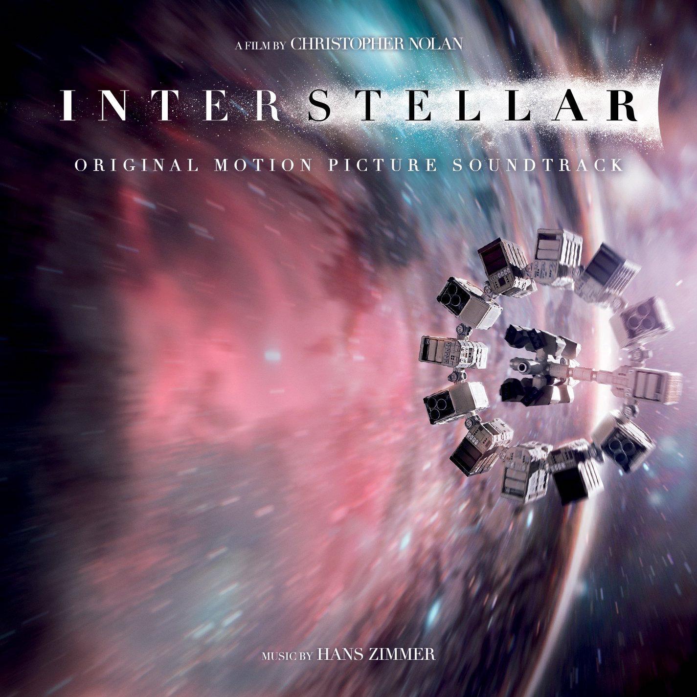 Interstellar: Original Motion Picture Soundtrack - stream - hans zimmer