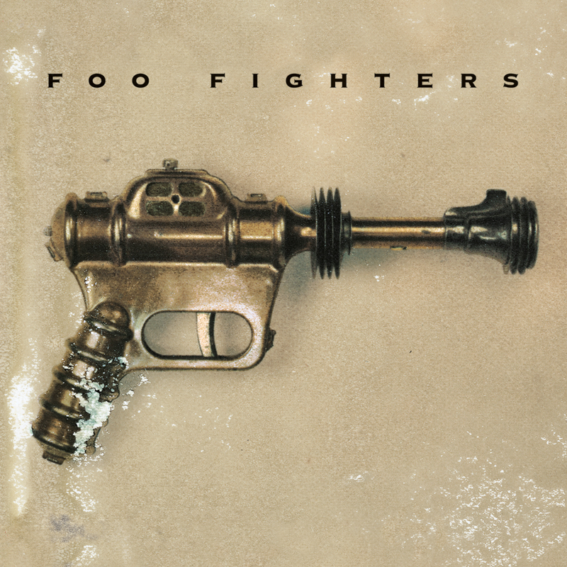 foo fighters foo fighters album cover July Album Anniversaries Every Music Fan Should Know About
