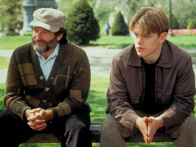 good will hunting Five Movie Coaches Less Frightening Than Steve Carell