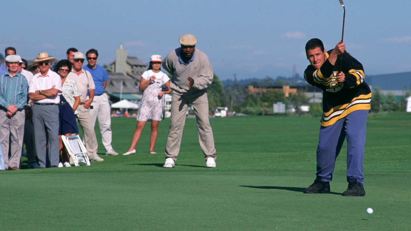 happy gilmore Five Movie Coaches Less Frightening Than Steve Carell