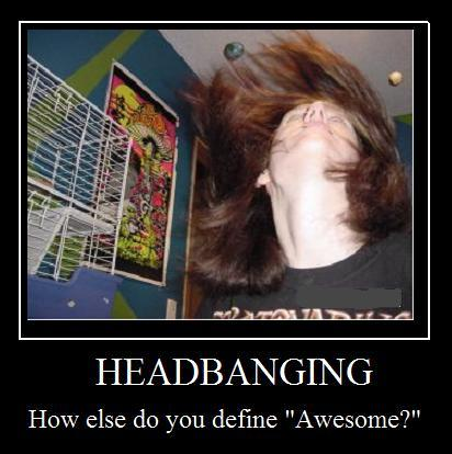 Headbanging-Awesome