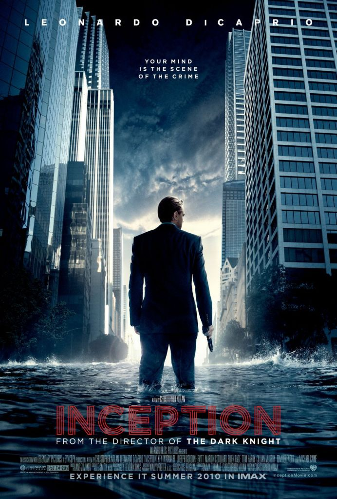 inception Ranking: Every Christopher Nolan Movie from Worst to Best