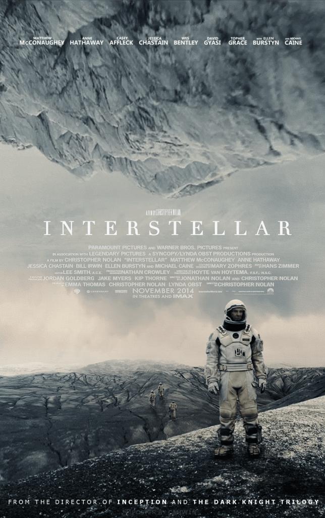interstellar Ranking: Every Christopher Nolan Movie from Worst to Best