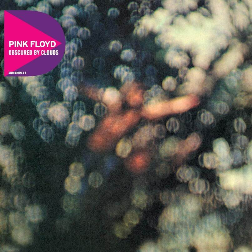 Obscured by Clouds - Pink Floyd Album Cover