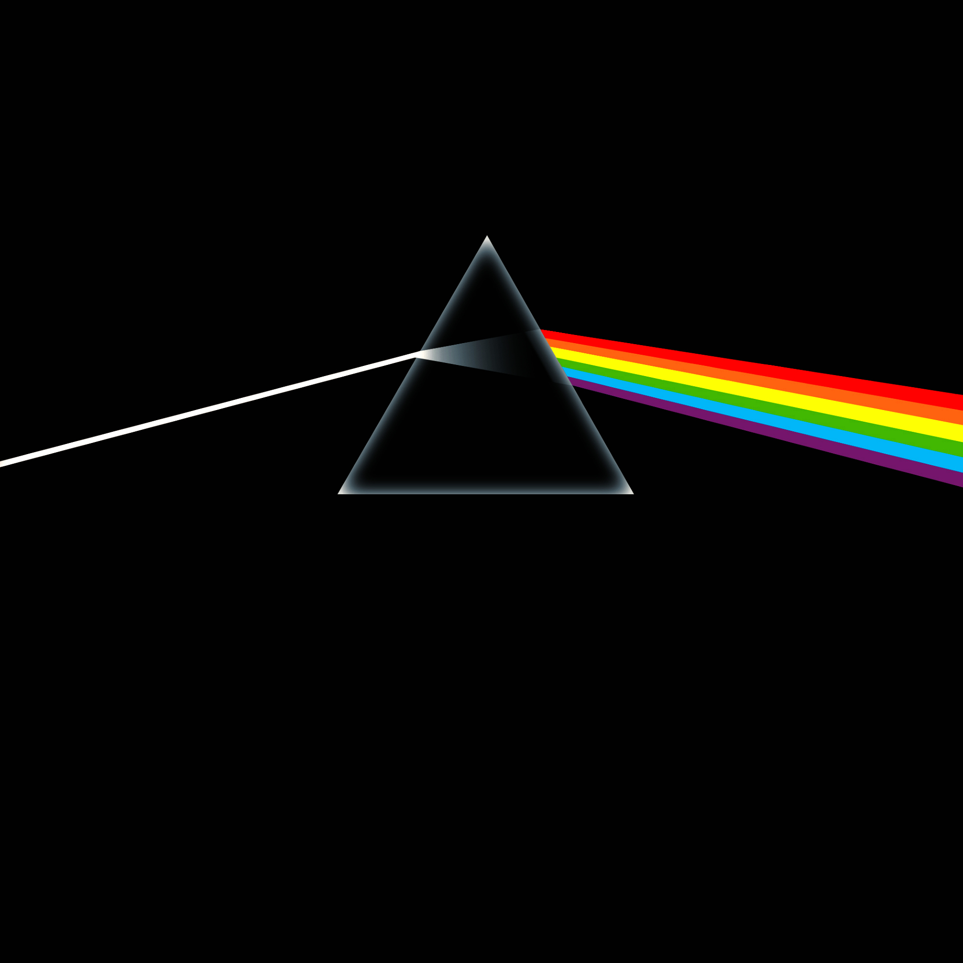 pink floyd dark side of the moon album cover The 100 Greatest Albums of All Time