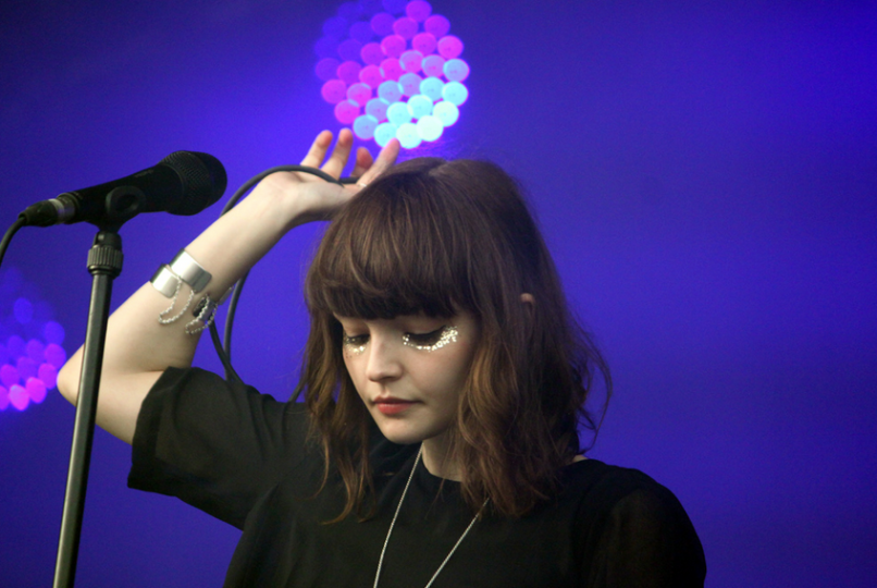 CHVRCHES new song