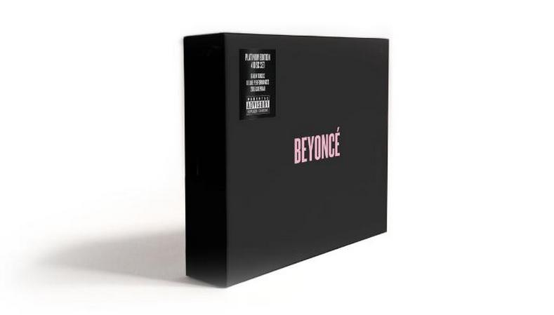 Beyonce box set