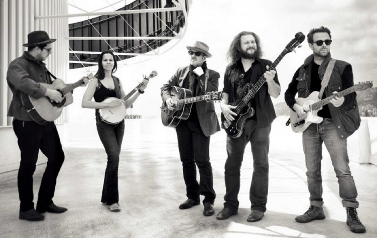 Basement Tapes Jim James Marcus Mumford Elvis Costello