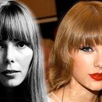 Joni Mitchell Taylor Swift