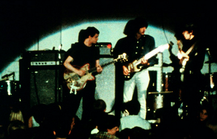 Velvet Underground live