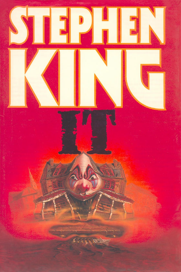 stephen king it Behold, The Stephen King Cinematic Universe!
