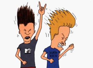 up beavis1 Is Headbanging Dangerous?