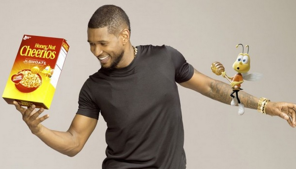 Usher new single - Cheerios - Walmart
