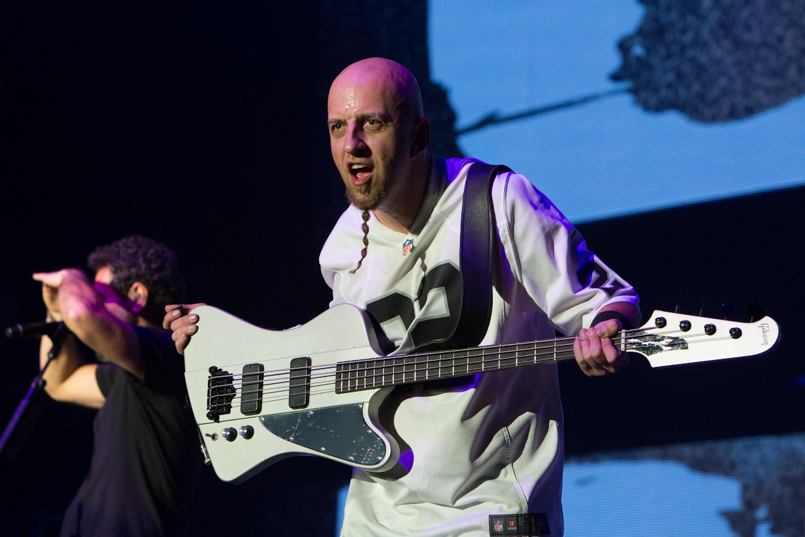 System of a Down's Shavo Odadjian