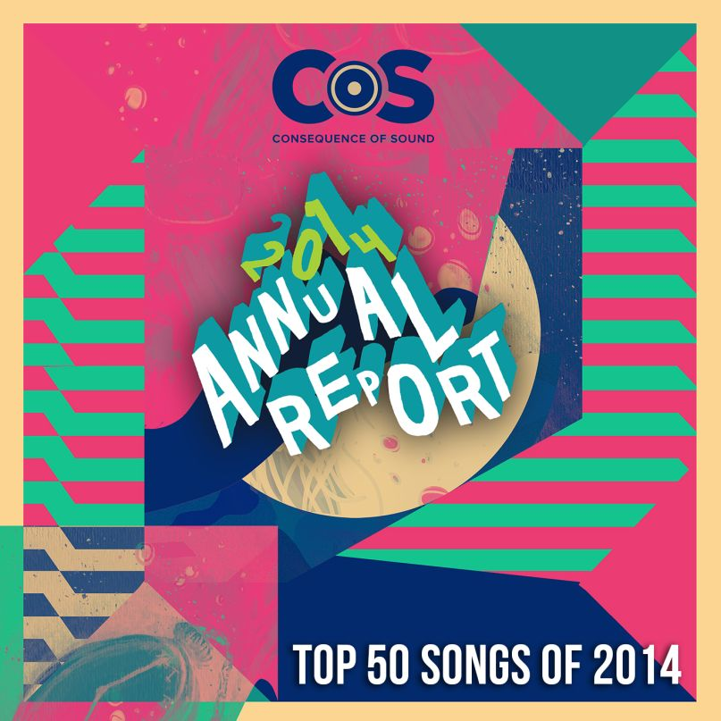 Top 50 Songs of 2014 | Consequence of Sound