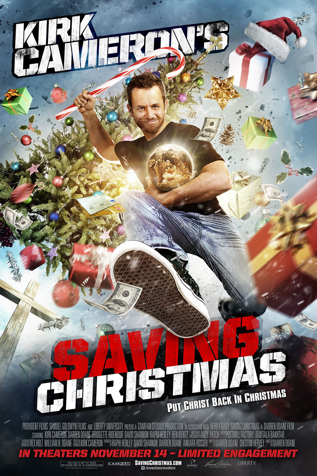 film savingchristmas Film Is Risen: A Discussion of Religion in the Movies