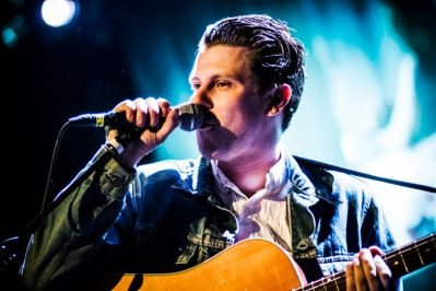 Jamie T // Photo by Wei Shi