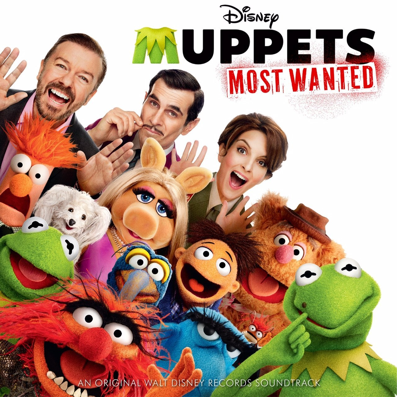 muppets most wanted Top 50 Songs of 2014