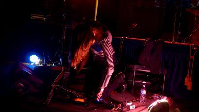 Circuit Des Yeux // Sasha Geffen