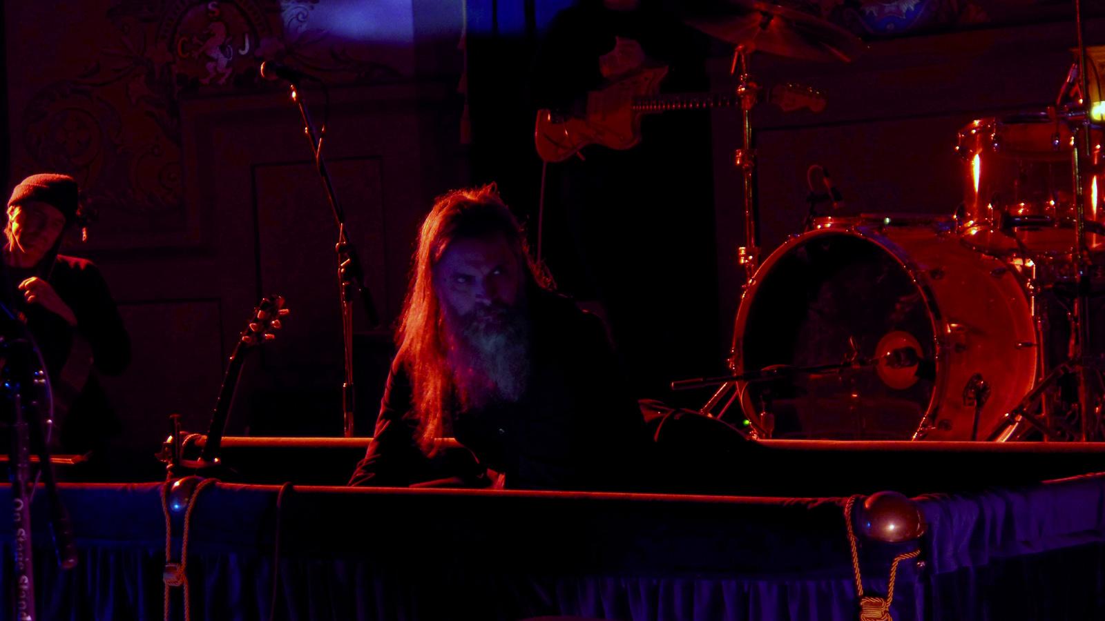 Wrekmeister Harmonies // Sasha Geffen