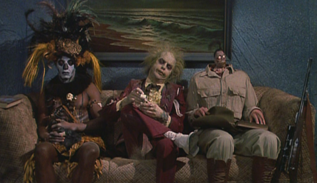 Beetlejuice: The Secrets of the Afterlife Waiting Room ...
