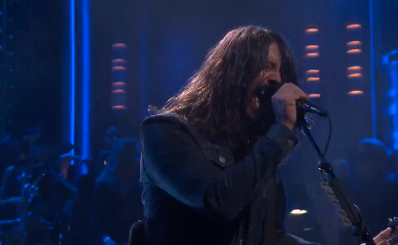 Foo Fighters Fallon