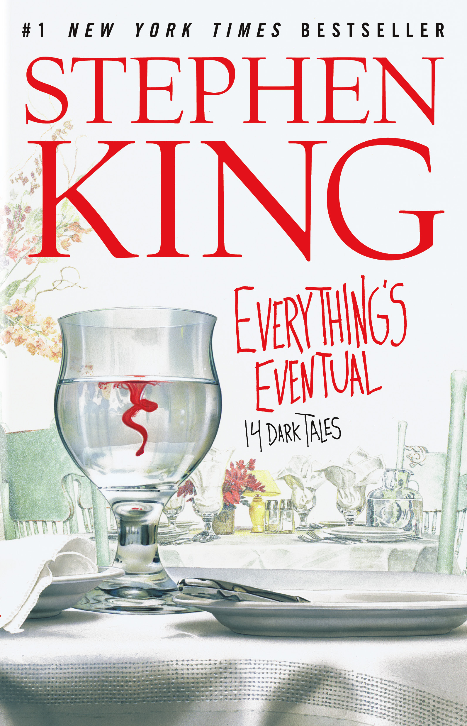 stephen king everything Behold, The Stephen King Cinematic Universe!