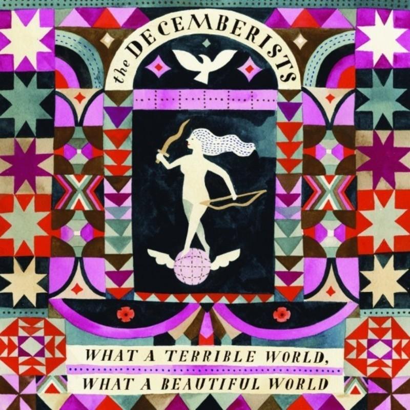 Decemberists What Terrible World Album Stream