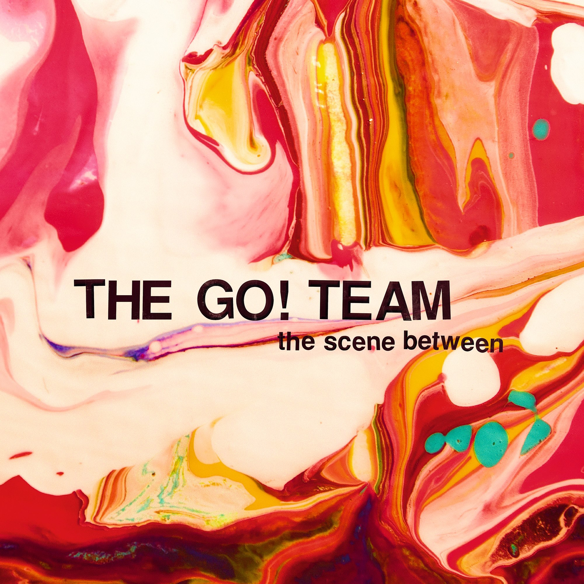 the Go! Team - the scene between album