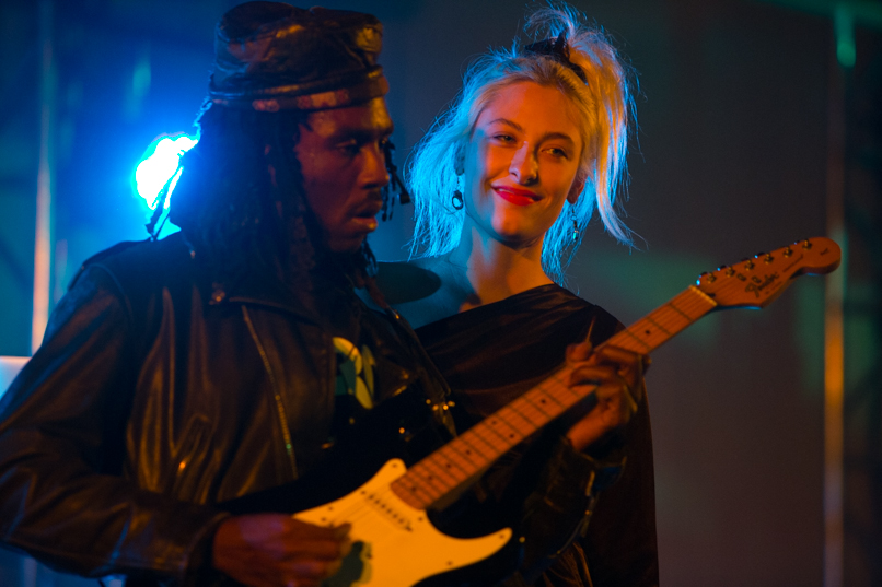 Blood Orange w/Samantha Urbani // Photo by Philip Cosores