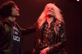 James Williamson ft. Jesse Malinand Alison Mosshart // Photo by Philip Cosores