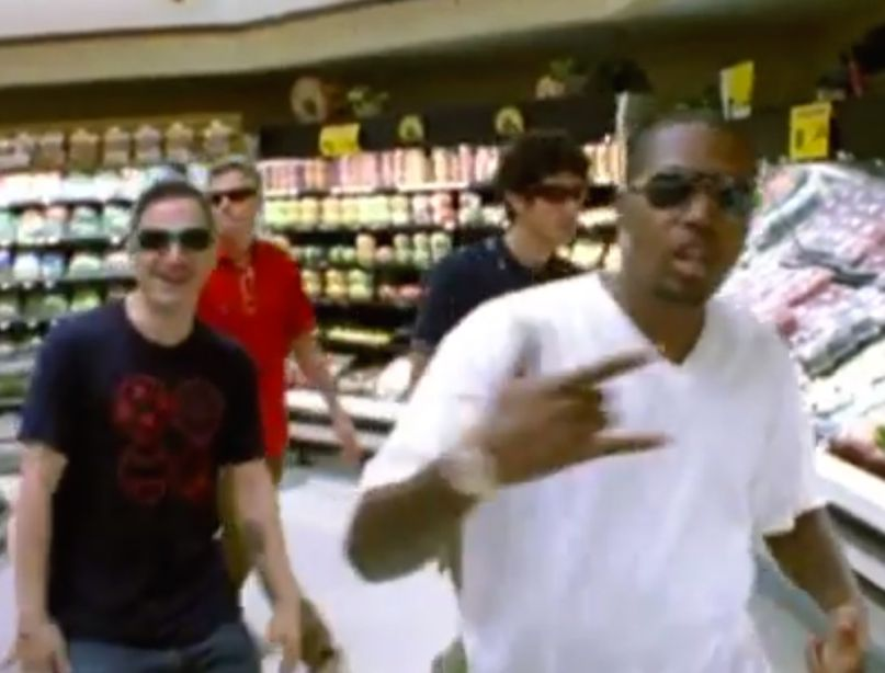 Beastie Boys and Nas - Too Many Rappers video