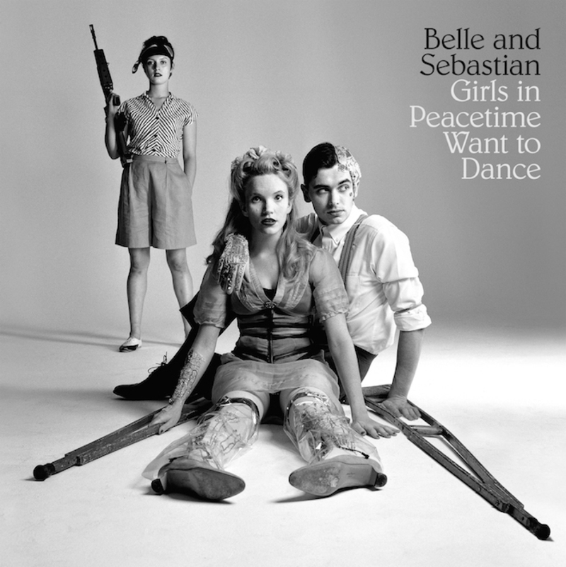 Belle and Sebasien Girls In Peacetime Want to Dance