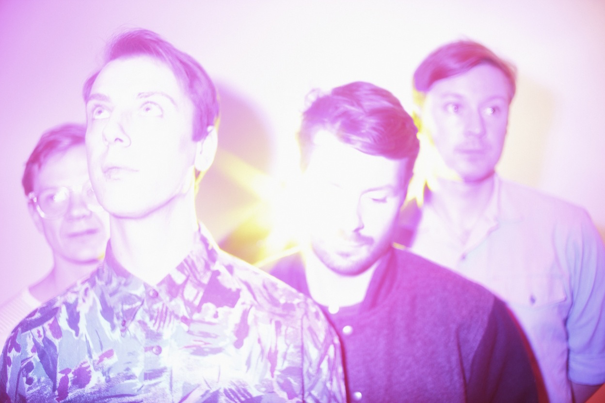 Django Django - 2015 new music